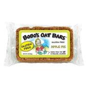 Bobos Oat Bars BPC1059860 Apple Pie, 12 x 3 Oz.