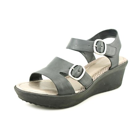 a89543f2728 Easy Spirit - Womens Easy Spirit Charisma Ankle Strap Comfort Wedge Sandals