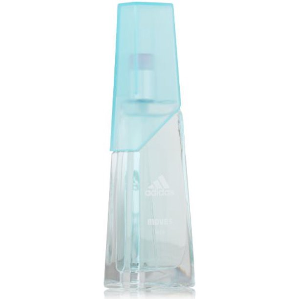 Tomar un riesgo Grave destilación  adidas Moves Eau de Toilette Perfume for Women, 1 Oz Mini & Travel Size -  Walmart.com - Walmart.com