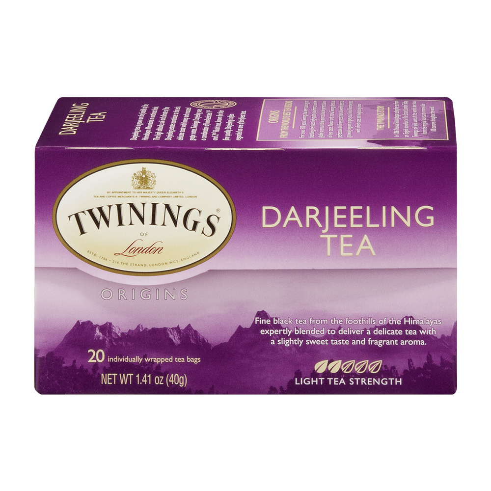 Twinings of London Origins Darjeeling Tea -  20 CT