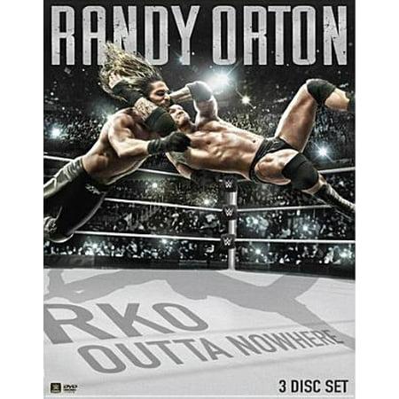 WWE: Randy Orton - RKO Outta Nowhere (Blu-ray)
