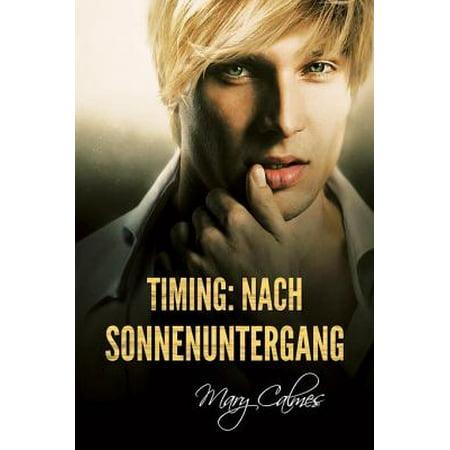 Timing: Nach Sonnenuntergang - eBook (Frau, Silhouette, Sonnenuntergang)