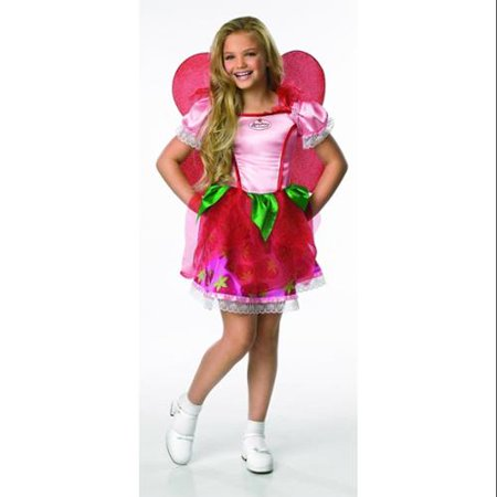 Strawberry Shortcake Fairy Child Costume (Kid Fairy Costume)