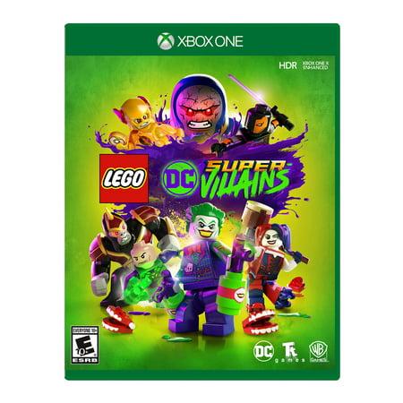 LEGO DC Super-Villains, Warner Bros., Xbox One, 883929648283