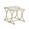 Better Homes & Gardens Ellis Nesting Accent Tables, Gold