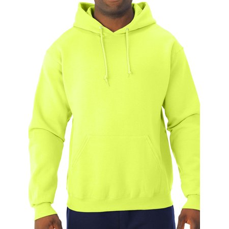 Lynx Hood - Men's Soft Medium-Weight Fleece Hooded Pullover Sweatshirt