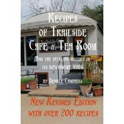 Recipes of Trailside Cafe and Tea Room - eBook