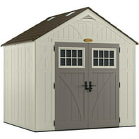 Suncast Tremont Outdoor Storage Shed, Multiple Sizes