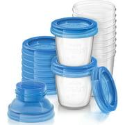 Philips Avent Breast Milk Storage Starter Set, BPA-Free, 10-Pack