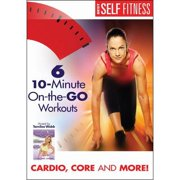 6-Pack Express: Six 10-Minute On-The-Go Workouts by
