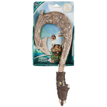 Disney moana maui light up fishhook for Magical fish hook