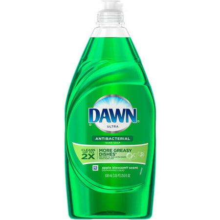 Dawn Ultra Antibacterial Dishwashing Liquid Le Blossom 21 6 Fl Oz