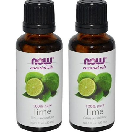 - Now Foods - 1 fl oz Lime Oil (Pack of 2)