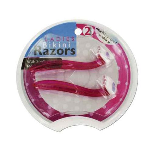 Ladies Bikini Razor - Set of 24