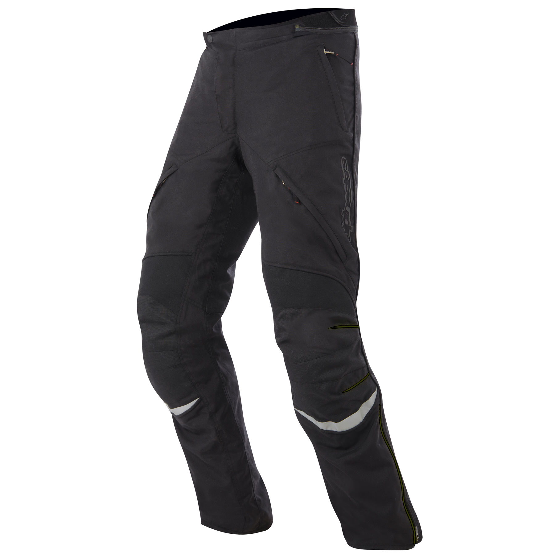 Alpinestars New Land 2014 Mens Gore Tex Pants Black by