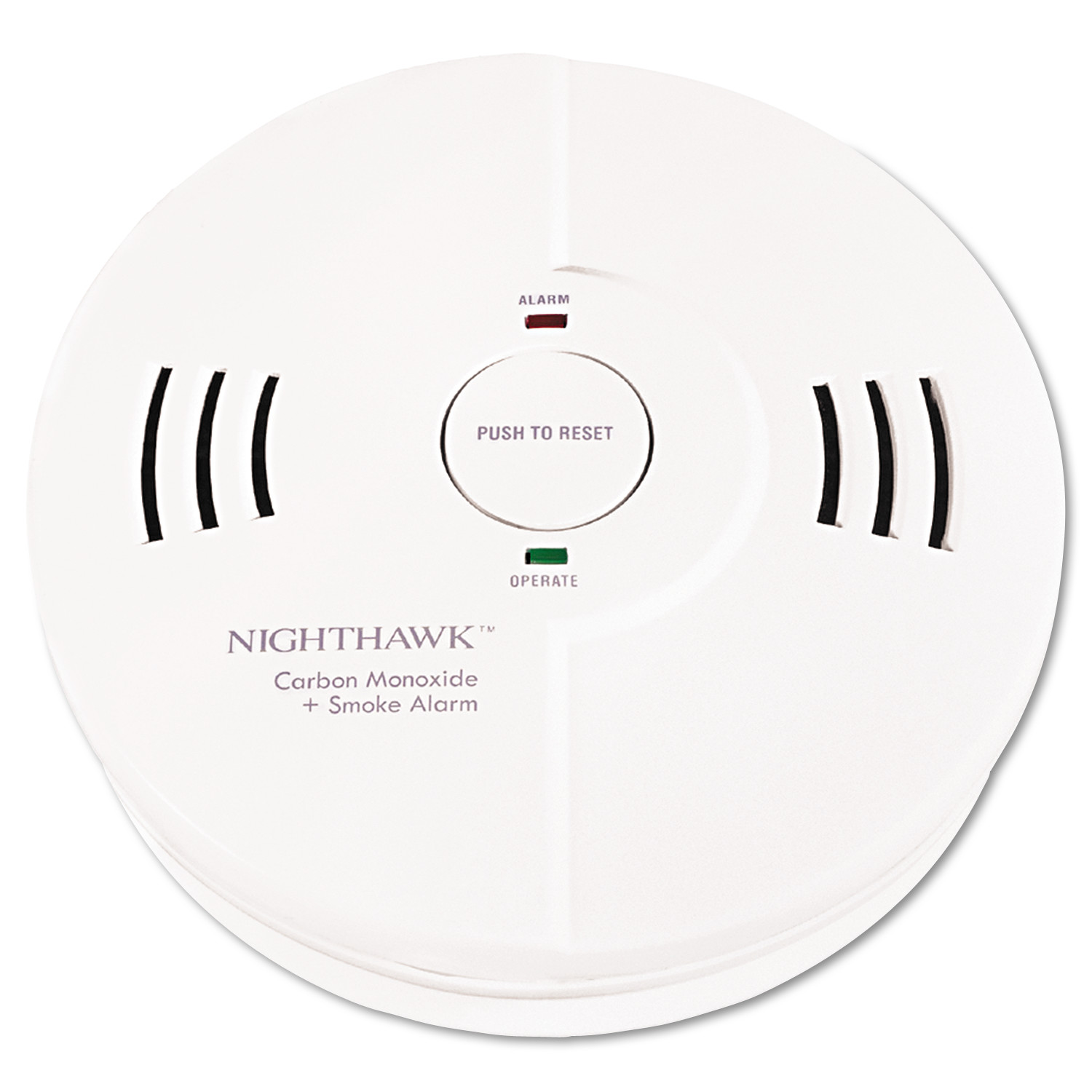 Kidde Night Hawk Combination Smoke/CO Alarm w/Voice/Alarm Warning