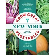 Grow Great Vegetables in New York - eBook