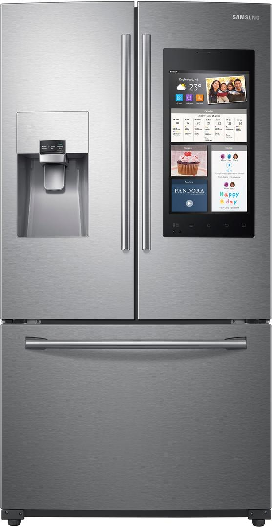 RF265BEAESR 36 French Door Refrigerator with Family Hub 2.0 24.2 cu. ft....
