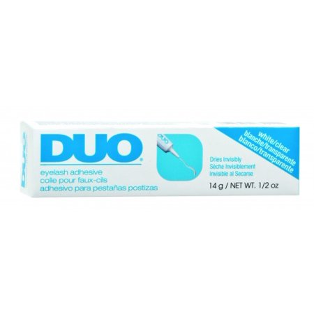 Duo Lash Adhesive, Clear, 0.5