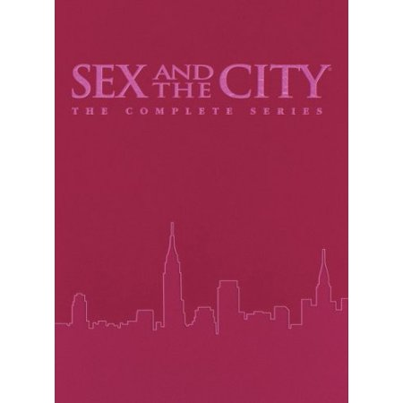 Sex   The City   Sex   The City  Complete Series  Dvd
