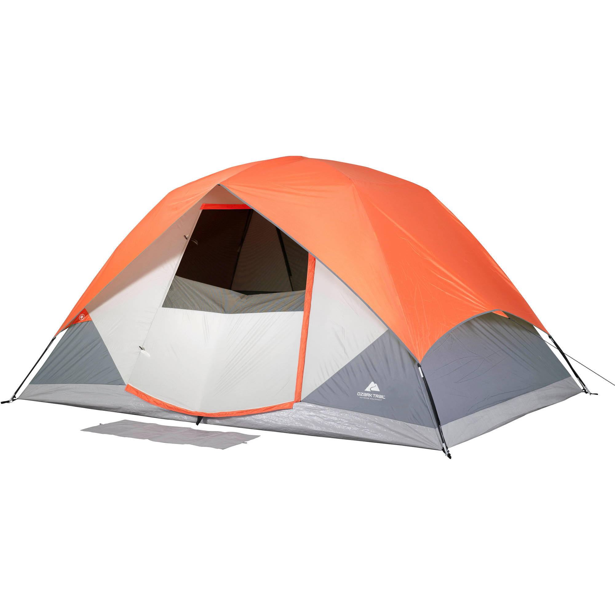 Ozark Trail 6p Dome Tent  sc 1 st  Walmart : ozark trail 9x7 backpacking tent - memphite.com