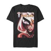 Marvel Men's Legacy Spider-Gwen vs Venom T-Shirt