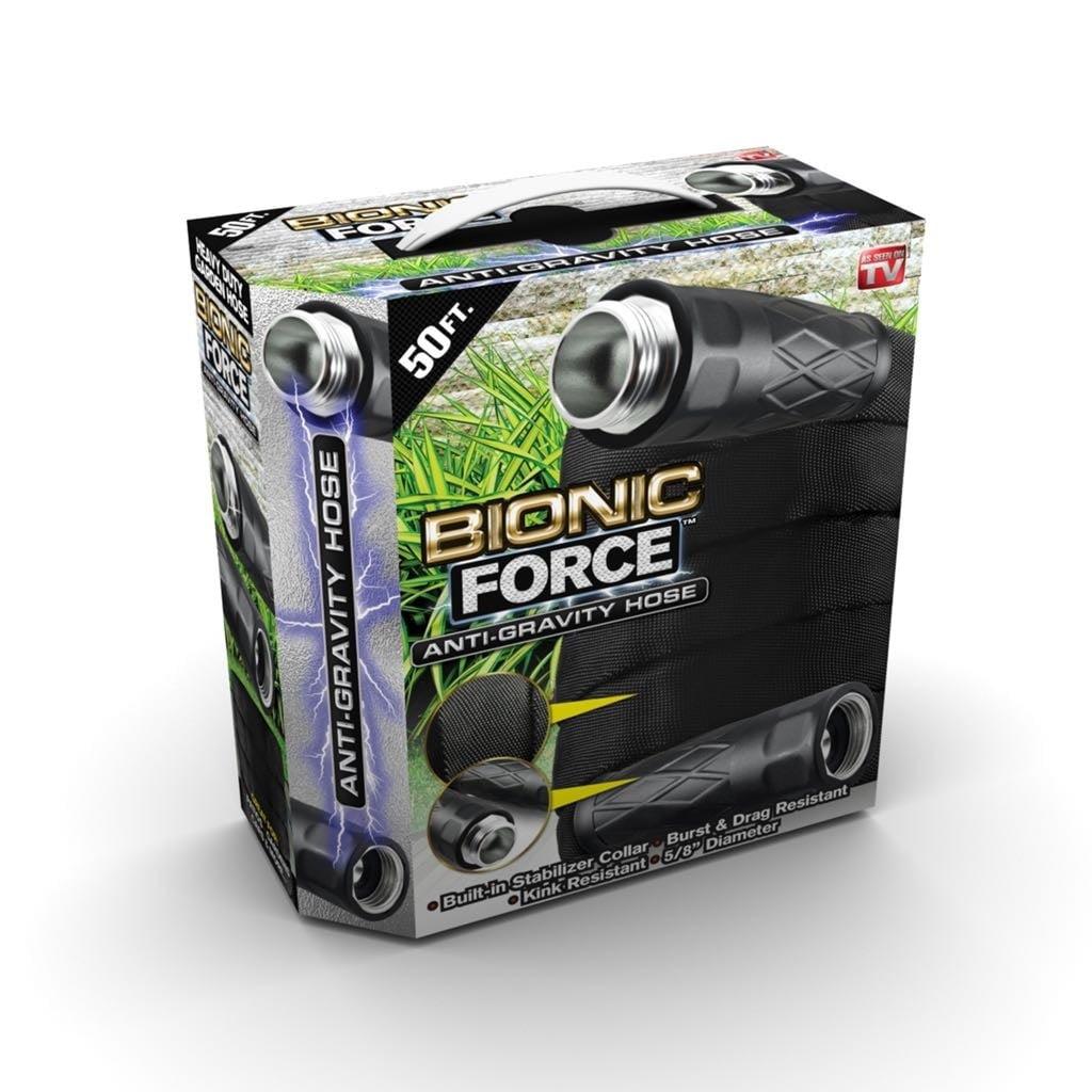 Bionic Force Garden Hose – Flexible, Lightweight Heavy-Duty