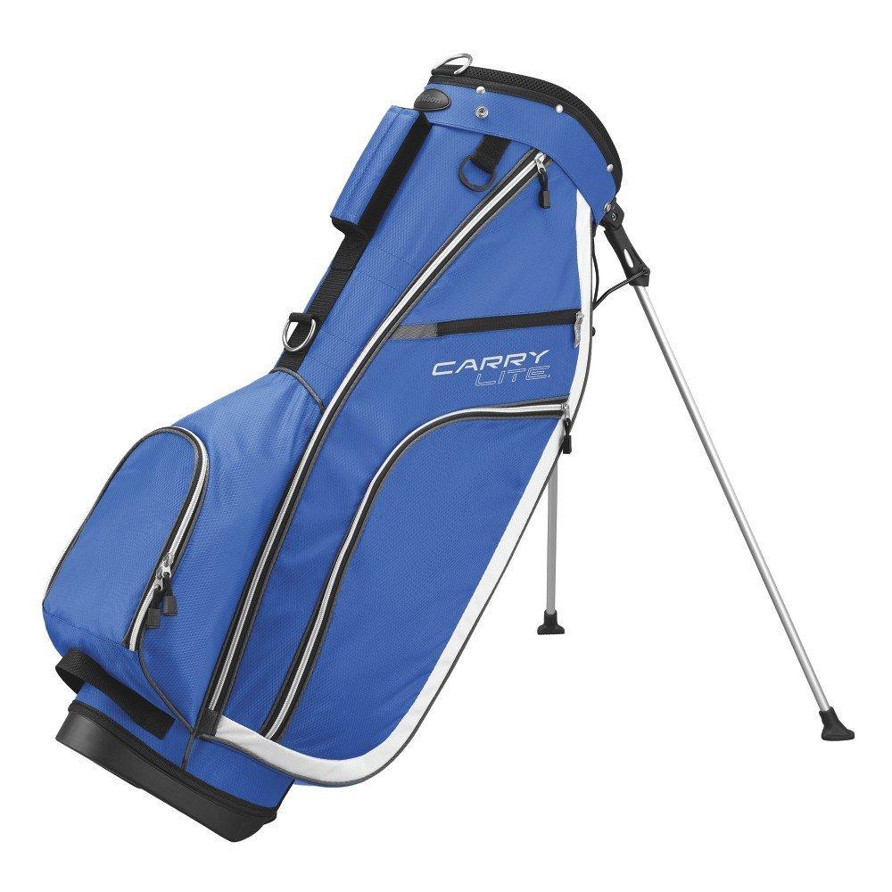 Wilson Carry Lite Golf Bag, Red/Black