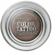 Maybelline EyeStudio Color Tattoo 24Hr Eyeshadow, Tough As Taupe [35], 0.14 oz