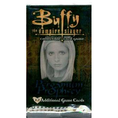 Buffy The Vampire Slayer Collectible Card Game The Pergamum Prophecy