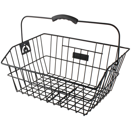 M-Wave Classic Wire Bicycle Basket