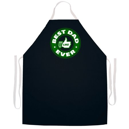 Best Dad Ever Aprons by LA Imprints Novelty Gift Kitchen Bar Grill Humor Funny