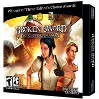 Broken Sword The Sleeping Dragon - Win - CD