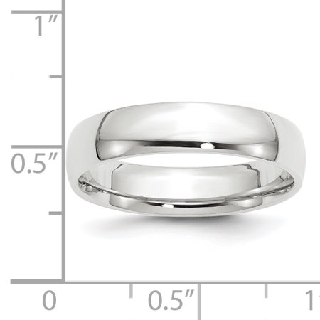 10KW 5mm LTW Comfort Fit Band Size 13.5 Size 13.5 - image 3 of 3