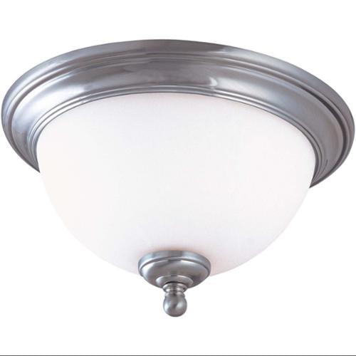 Nuvo Lighting  60/2566  Ceiling Fixtures  Glenwood  Indoor Lighting  Flush Mount  ;Brushed Nickel