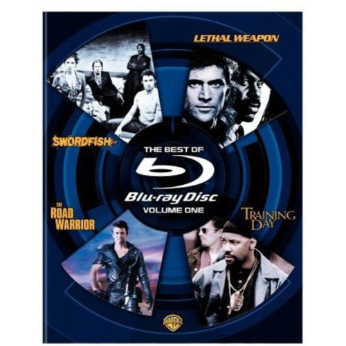 The Best Of Blu-ray, Volume 1: Lethal Weapon / Mad Max 2 / Swordfish / Training Day