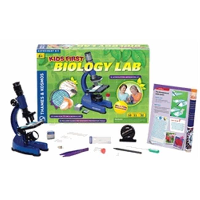 OlympiaSports 17020 Kids First Biology Lab