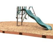 Frame It All Tool-Free Classic Sienna Straight Playground Border 16  1 profile
