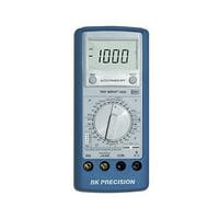 BK Precision 388B 3 3/4, 4000 Count Test Bench Digital Multimeter in Rubberized Case
