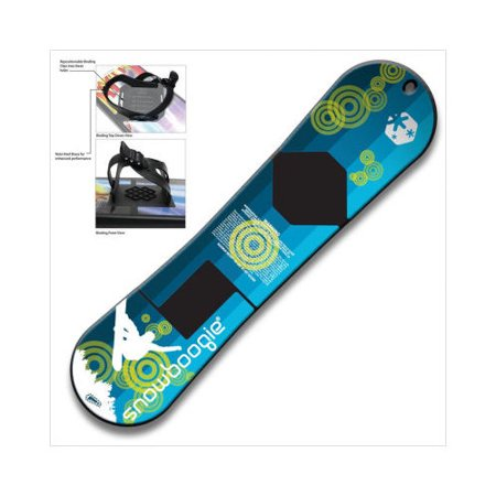 Wham-o 95cm Snowboard 1