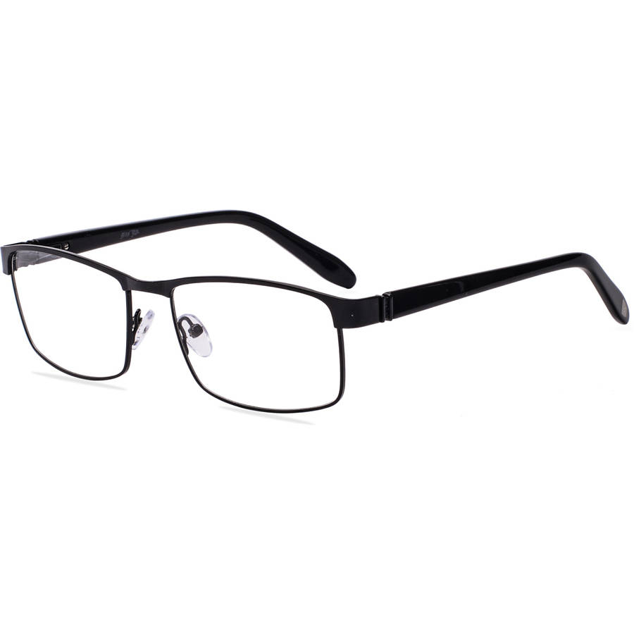 Steven Tyler Mens Prescription Glasses, 402 Black