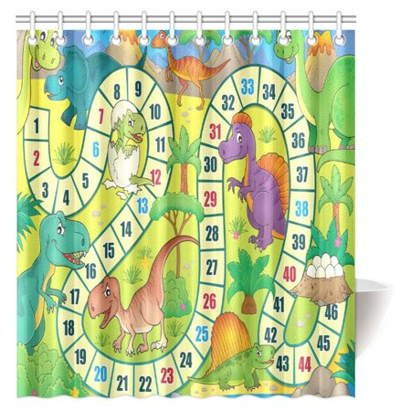 MYPOP Board Game Decor Collection School Kids Playing In Garden Classy Garden Design Games Collection