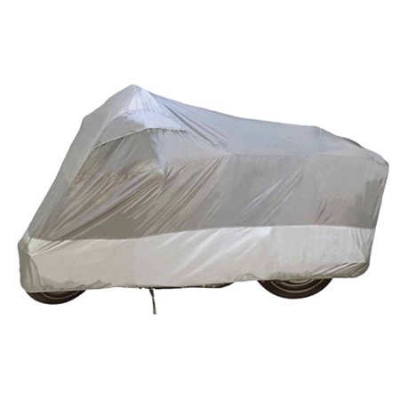 Dowco Guardian 26010 00 Ultralite Indoor Outdoor Water Resistant Motorcycle Cover For M  Sport Bikes Small Cruisers Without Windshields