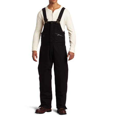 Mens Pant Insulated Duck Bib Overalls Cotton 3XLT