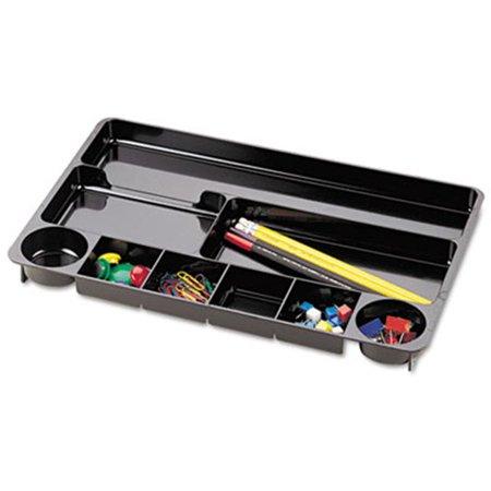 Universal 08120 Organisateur de tiroir recycl- - 9 compartiments - Plastique - 14 x 9 x 1 1/8 - image 1 de 1