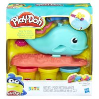 Deals on Play-Doh Wavy the Whale Set with 3 Cans of Dough E0100