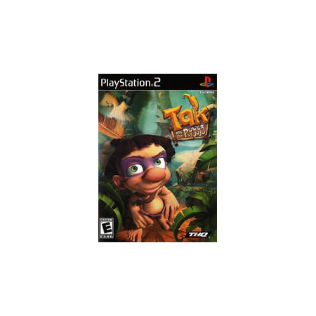 Tak and the Power of JuJu - PS2 Playstation 2