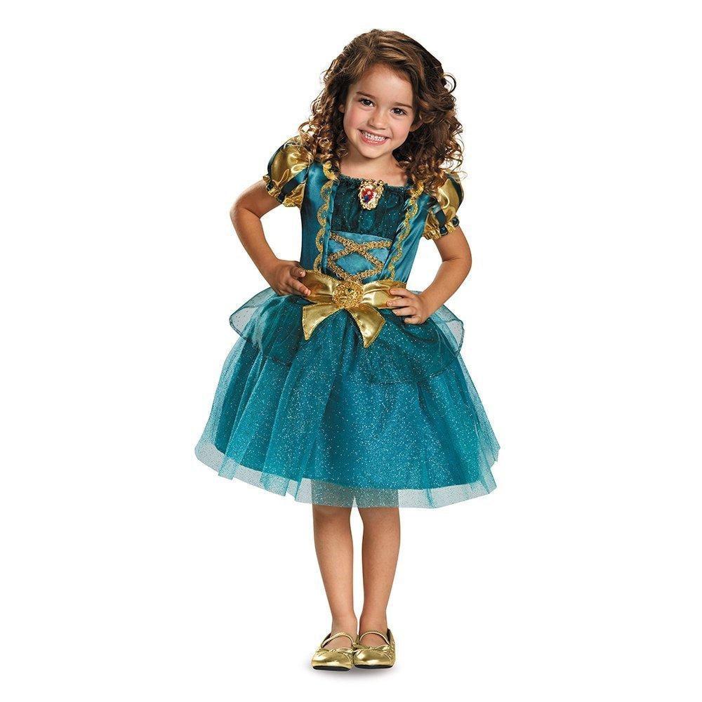 Merida Toddler Classic Costume, Small (2T)
