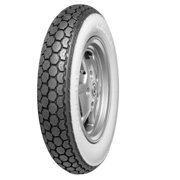 Continental K62 Whitewall Scooter Tire 3.50-10 (02200120000)