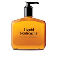 Neutrogena Facial Cleansing Liquid Facial Cleanser, Combination Skin, Fragrance Free, 8 fl oz